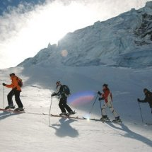 skitour - sci alpino